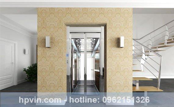 mẫu cửa thang máy italia ý