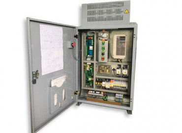 Tủ điều khiển thang máy Đức LISA 20 Schneider